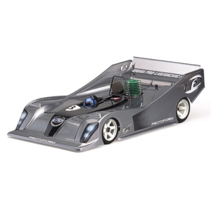 AP1453 PF-1 LMP Clear Body for 1:8 On-Road Car PROLINE-RACING